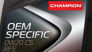 Champion Lubricants, presente en Equip Auto 2019