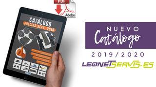 Leonet Servis lanza nuevo catálogo