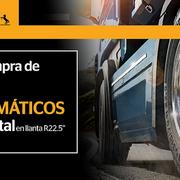 Continental premia a sus clientes por la compra de neumáticos de camión