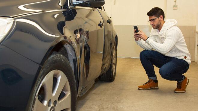 Centro Zaragoza convoca un curso de verificación de daños en automóviles