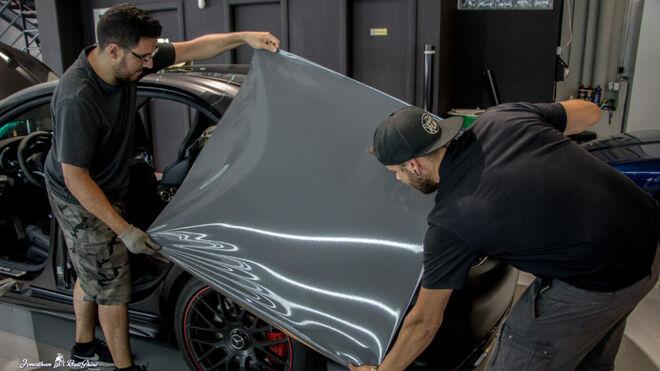 Envolver con vinilos...¿una tendencia para los talleres de carrocería?