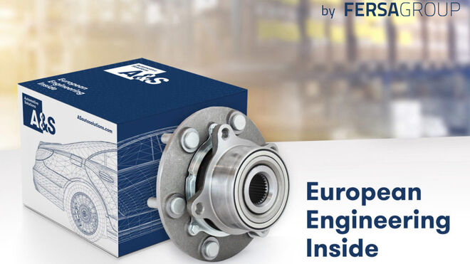 Fersa lanza la marca A&S Automative Solutions especializada en vehículo ligero