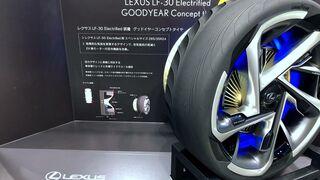 Los neumáticos de Goodyear para la movilidad del futuro