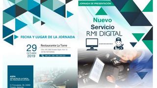 RMI Digital, el nuevo servicio de Aspa para facilitar el día a día del taller