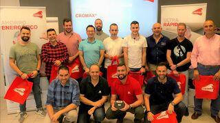 Cromax y Vemare forman a sus clientes en digitalización y gestión KPI