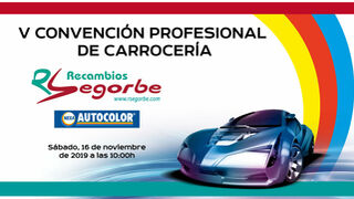 Recambios Segorbe celebrará la V Convención Profesional de Carrocería