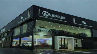 Lexus se expande en Galicia con nuevo concesionario en Vigo