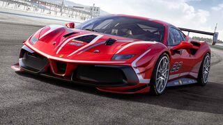 Pirelli equipa al actualizado Ferrari 488 Challenge Evo