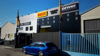 Gallego Motor ya luce la nueva imagen corporativa de Driver Center