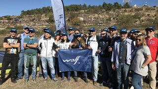 Wolf lleva la emoción de los rallyes a sus distribuidores y talleres
