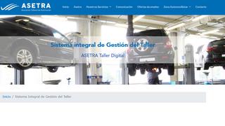 El proyecto Taller Digital de Asetra ya cuenta con 100 centros registrados