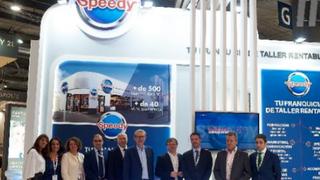 """Speedy presentará en Valladolid su concepto de """"taller rentable"""""""