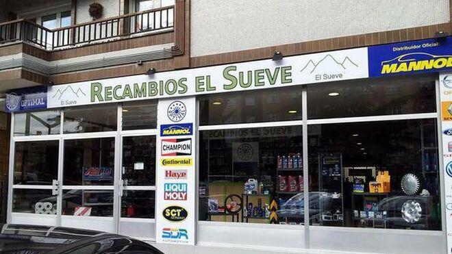 Grupo Seamo se expande en Asturias tras la compra de Recambios El Sueve