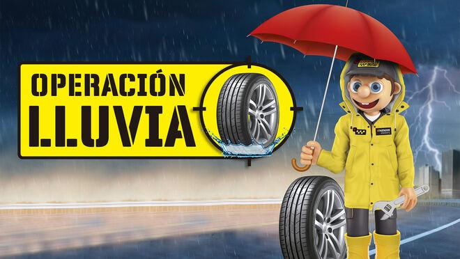 """Confortauto lanza la campaña """"Operación lluvia"""""""