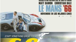 Goodyear invita a ver Le Mans 66 por la compra de dos neumáticos