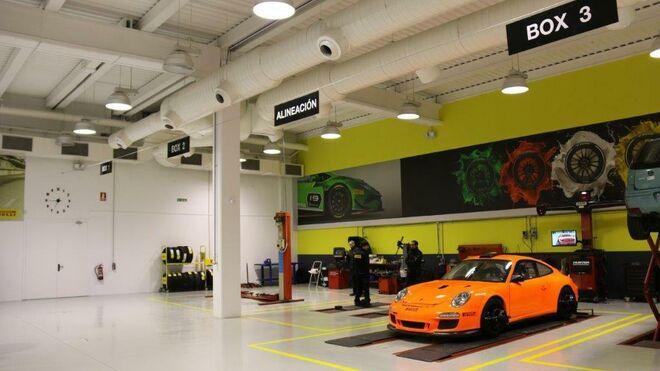 Autocentros y talleres especialistas en neumáticos copan el 20% del mercado