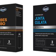 Nuevos kits profesionales de Auxol para averías complejas y costosas