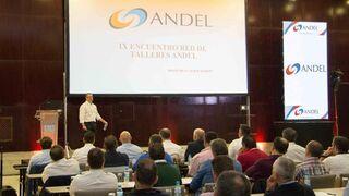 Andel, con sus talleres en el noveno congreso de la red