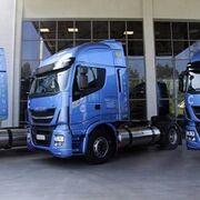 La venta de camiones y autobuses crece el 15,4% en octubre