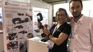 Astra promociona la remachadora Xpress800