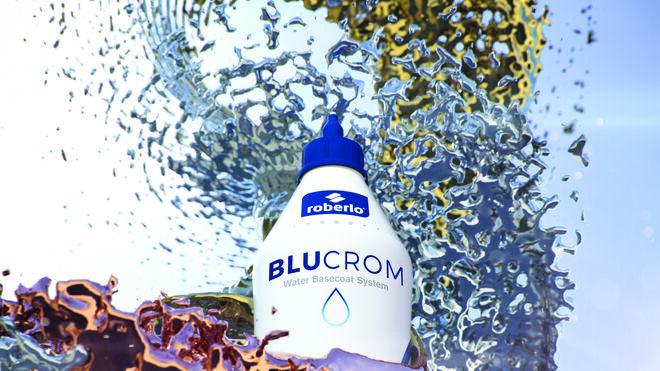 Blucrom, el nuevo sistema de color base agua de Roberlo