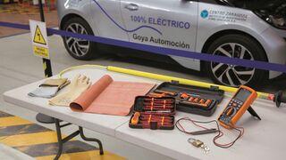 Centro Zaragoza formará en vehículos eléctricos e híbridos