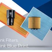 Piensa en filtros. Piensa en Blue Print
