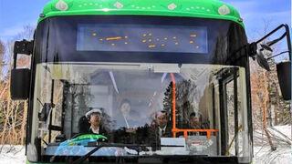 Doga equipa al nuevo autobús eléctrico BYD
