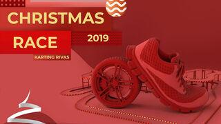 ¿Quieres pilotar un kart con Road House en la Christmas Race?
