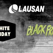 Llegan el White y Black Friday de Lausan con precios de otro mundo