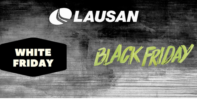 Vuelven el White Friday y el Black Friday de Lausan