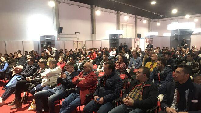 Grupo Peña acerca a 300 talleres las claves para el éxito en la reparación de carrocería