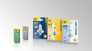 Hella actualiza su gama de lámparas