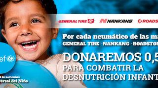 Grupo Andrés donará 0,50 euros a Unicef en su campaña contra la desnutrición infantil