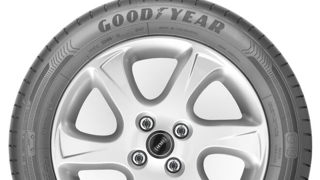 Goodyear equipará con neumáticos EfficientGrip Performance al Renault Captur