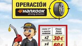 Operación Hankook en la red Confortauto