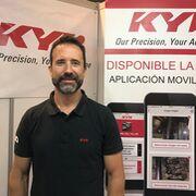 """Álex Gratti: """"El amortiguador es una gran oportunidad de negocio para el taller"""""""