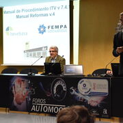 Fempa forma a los talleres de Alicante en los cambios en los manuales de ITV y de reformas