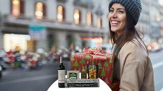 Renault regala a sus clientes lotes de Navidad