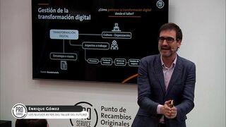 La digitalización del taller es el futuro