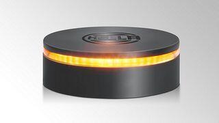 Hella presenta su primer rotativo con tecnología EdgeLight