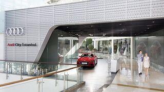 Los concesionarios buscan su sitio en los centros comerciales
