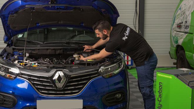 FlexFuel introduce en España la solución de descarbonización de motor Hy-Carbon