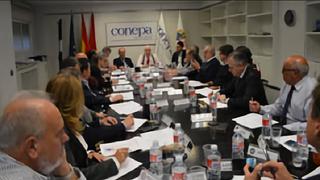 Conepa celebra la entrada de la Asociación Provincial de Automóviles de Granada