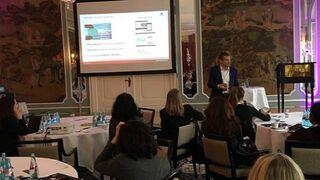 Axalta presenta sus novedades en transformación digital en Frankfurt