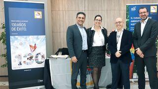 Glasurit, presente en la reunión de directores de posventa de turismos de Mercedes-Benz