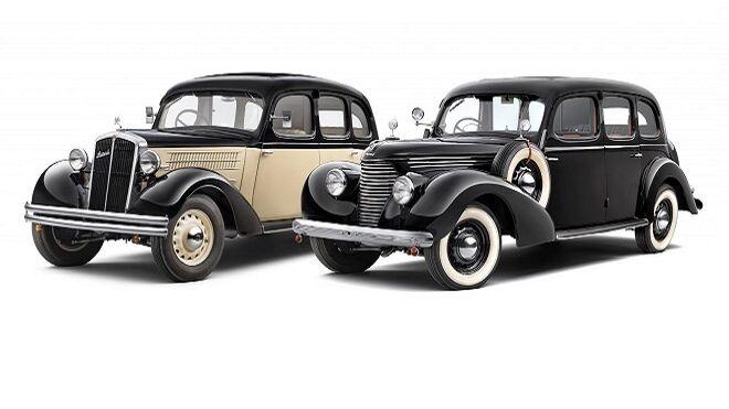 Skoda Superb, 85 años de cambios en una carrocería