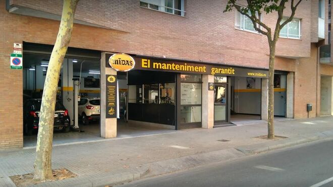 Se traspasa el taller de Midas de Reus (Tarragona)