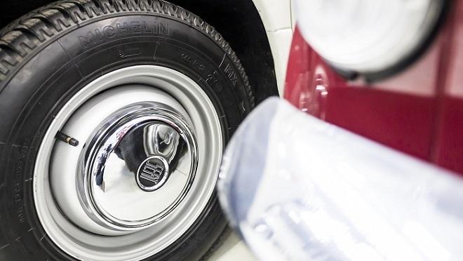 El Seat 600 contará con el neumático Michelin MX