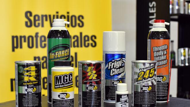 BG Products, nuevo proveedor homologado de los talleres Claxon
